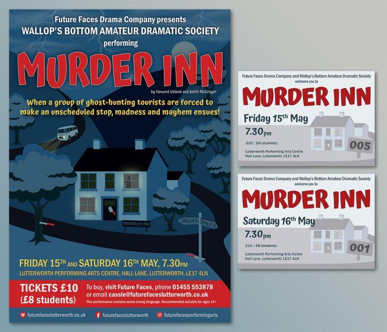 Murder Inn poster & tickets