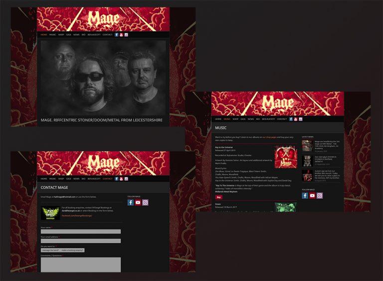 Mage website