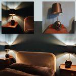 Skull bedroom lamps
